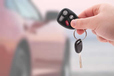How to get a replacement car key in Kent