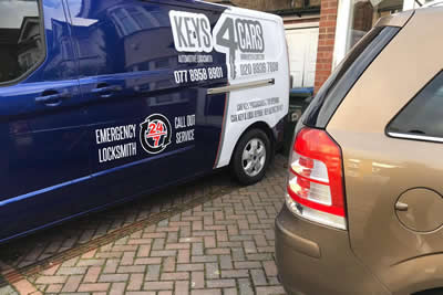Kent car key repairs