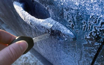 5 Tips To Open A Frozen Car Lock or Door