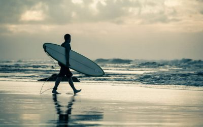 Going surfing? – Don't forget your car keys