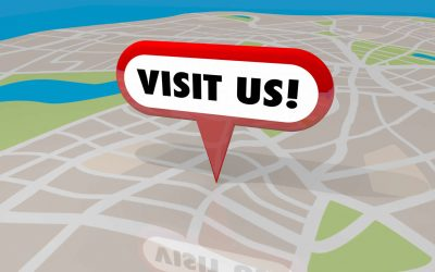 Make an appointment to visit us Instead