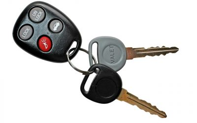 What is a valet key?